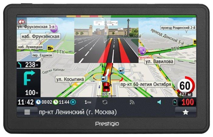 Навигатор Prestigio GeoVision 7059 Progorod