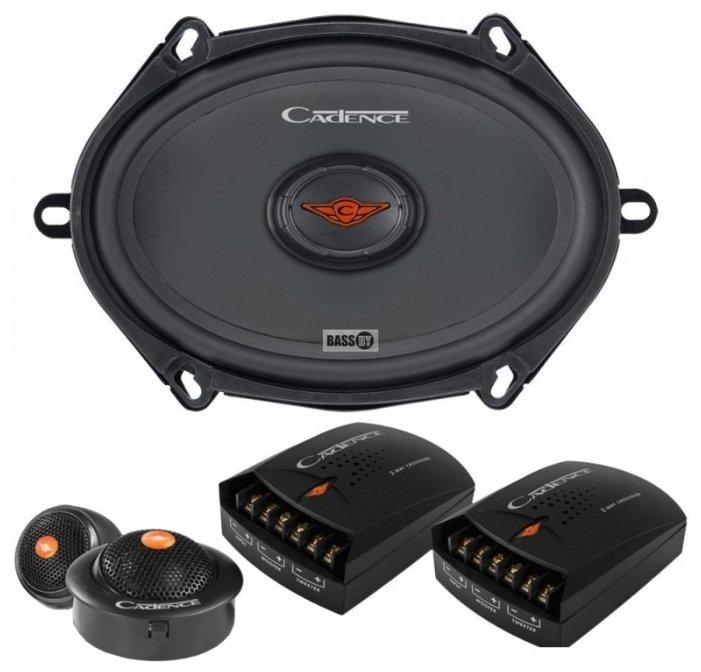 Автомобильная акустика Cadence QR-57K
