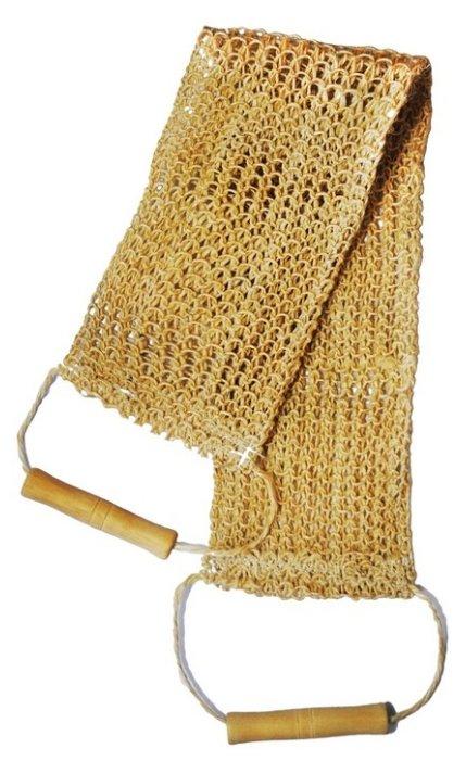 Мочалка Beauty format пояс среднего плетения из сизаля (45590-4004)