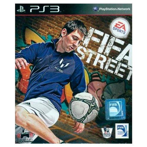 Игра для PlayStation 3 FIFA Street, английский язык