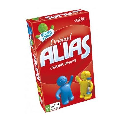 цена Настольная игра TACTIC ALIAS. Компактная 2 онлайн в 2017 году