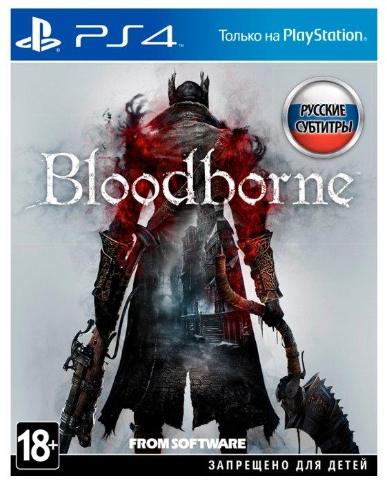 Bloodborne | игра для PS4