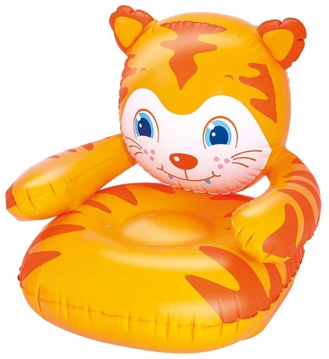 Надувное детское кресло Bestway Baby Tiger 75060 BW
