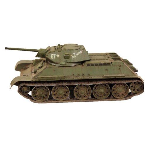 Сборная модель ZVEZDA Советский средний танк Т-34/76 (обр. 1942 г.) (3535PN) 1:35 сборная модель zvezda советский средний танк т 34 76 обр 1942 г 3535pn 1 35