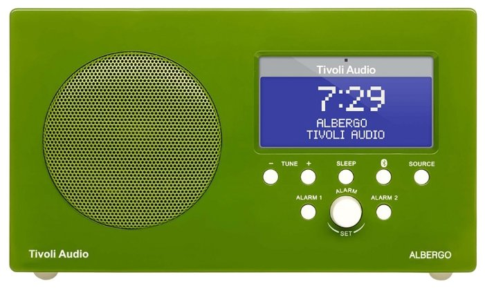 Радиоприемник Tivoli Audio Albergo