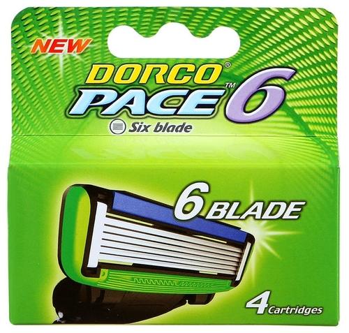 Стоит ли покупать Сменные кассеты Dorco Pace 6? Отзывы на Яндекс.Маркете