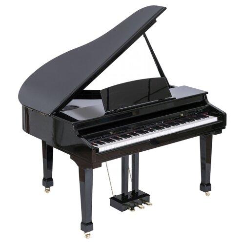 Цифровое пианино Orla Grand 500 черный 2