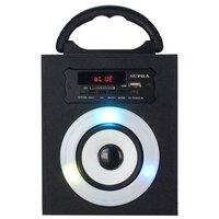 Портативная акустика SUPRA BTS-550, черная