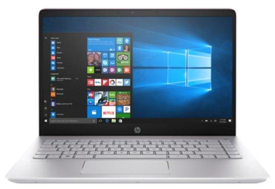 Ноутбук HP PAVILION 14-bf032ur (Intel Core i5 7200U 2500 MHz/14