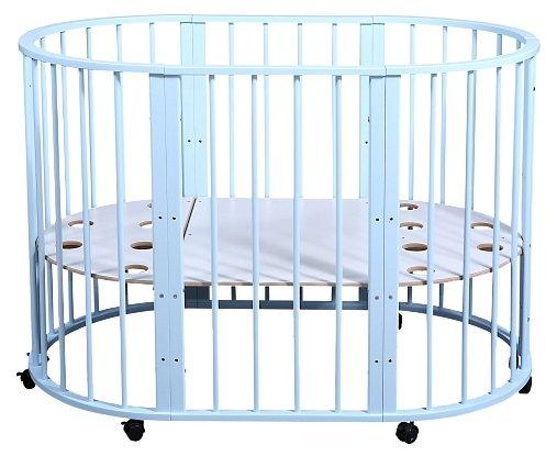 Кроватка Nastella Baby Molly 7 в 1 (трансформер)