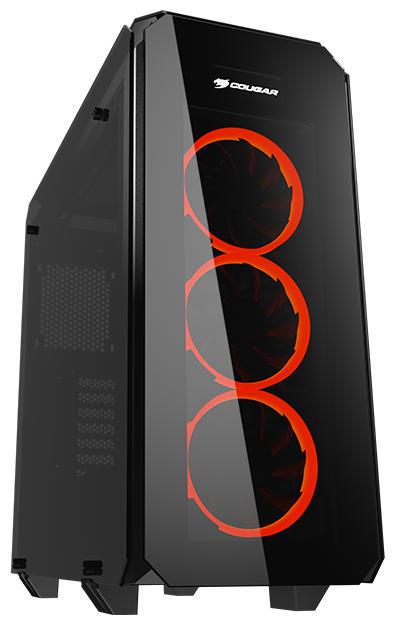 Компьютерный корпус COUGAR Puritas Black