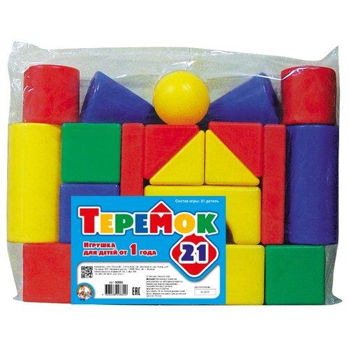 Купить Кубики Десятое королевство Теремок-21 00882, Детские кубики