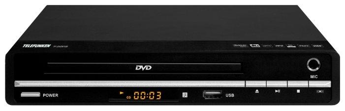 TELEFUNKEN DVD-плеер TELEFUNKEN TF-DVD5100
