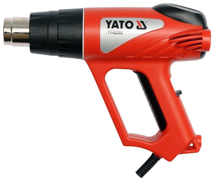 Строительный фен YATO YT-82288 2000 Вт