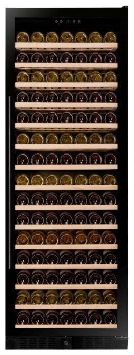 Встраиваемый винный шкаф Dunavox DX-194.490BK