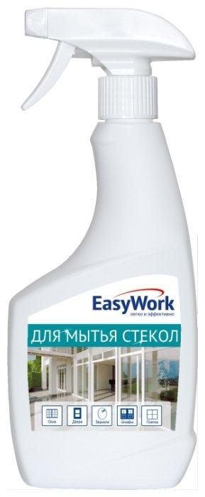 Спрей EasyWork для мытья стекол (триггер)