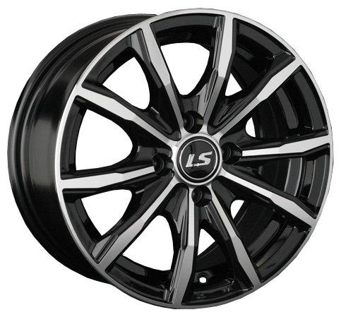 Колесный диск LS Wheels LS786 6x16/4x100 D54.1 ET52 BKF