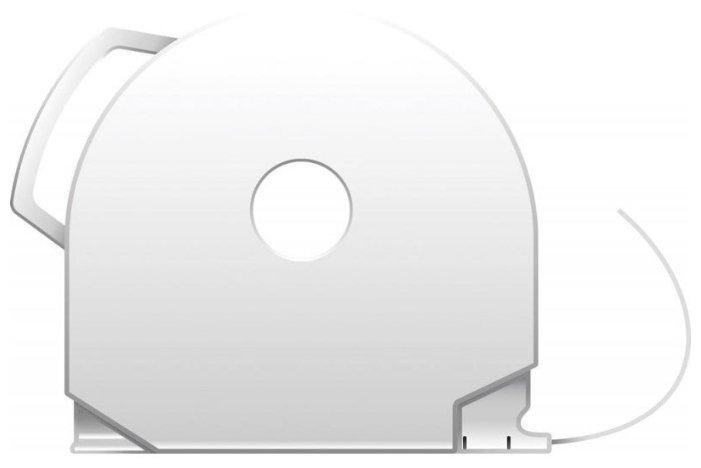PLA пруток 3D Systems CubePro 1.75 мм белый