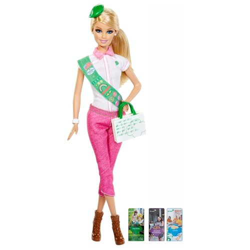 Купить Кукла Barbie Скаут, BJP31, Куклы и пупсы