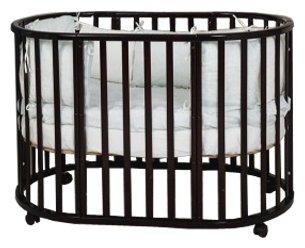 Кроватка Esperanza Rebeca маятник (трансформер)