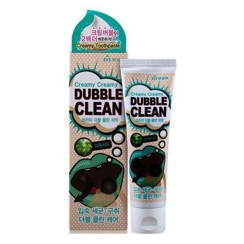 Зубная паста Mukunghwa Dubble clean с фитонцидами, 110 г