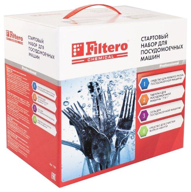 Filtero стартовый набор