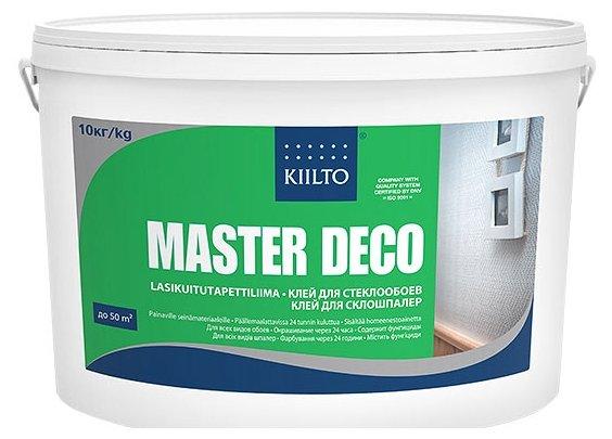 Клей для обоев KIILTO Master Deco