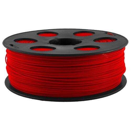 ABS пруток BestFilament 1.75 мм красный 1 кг