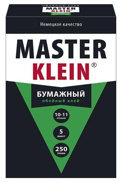 Клей для обоев Master Klein Бумажный