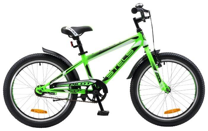 Подростковый велосипед STELS Pilot 200 Boy 20 (2017)