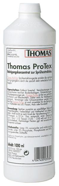 Thomas Концентрат ProTex для ковров и мягкой мебели