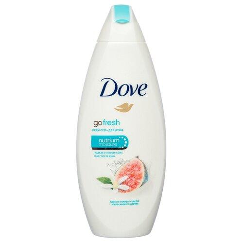 Крем-гель для душа Dove Инжир и лепестки апельсина 250 млДля душа<br>