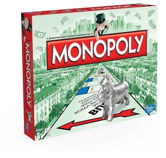 Настольная игра Hasbro games Monopoly