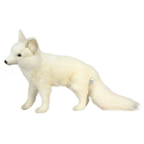 Фото - Мягкая игрушка Hansa Лиса белая 34 см мягкая игрушка hansa лиса 90 см