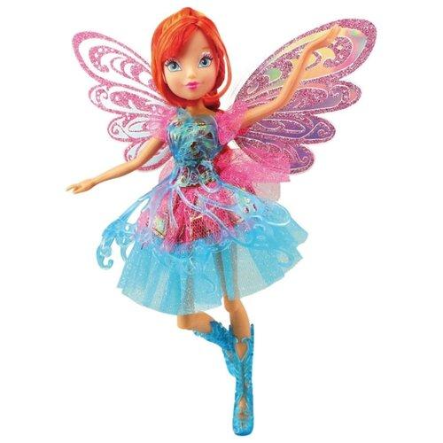 цена на Кукла Winx Club Баттерфликс-2 Двойные крылья Блум, 27 см, IW01251503