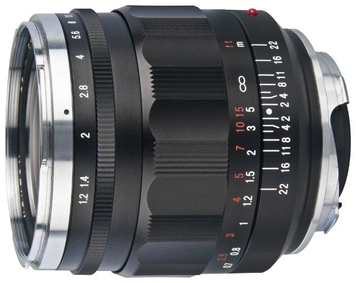 Объектив Voigtlaender 50mm f/1.2 Nokton Leica M