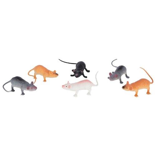 Купить Фигурки 1 TOY В мире животных Крысы Т58807, Игровые наборы и фигурки
