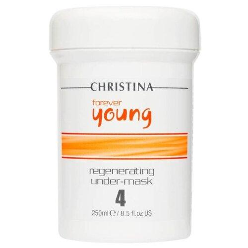 Christina Forever Young восстанавливающая маска-база, 250 мл матовый крем для тела 250 мл christina forever young