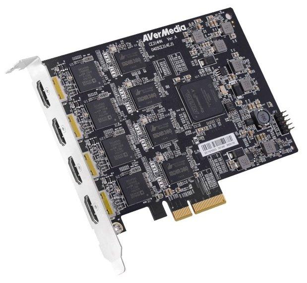 Устройство видеозахвата AVerMedia Technologies CE314-HN