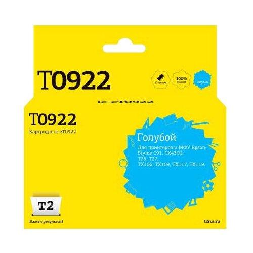 Фото - Картридж T2 IC-ET0922/IC-ET1082, совместимый 20pcs byt79x 600 byt79x 600v 15a to 220f 2 free shipping ic