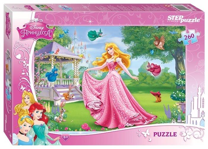Пазл Step puzzle Disney Спящая красавица (95037), 260 дет.