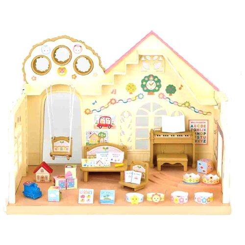 Купить Игровой набор Sylvanian Families Лесной детский сад 3587, Игровые наборы и фигурки