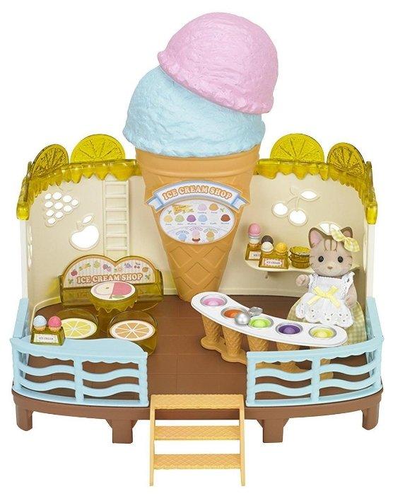 Игровой набор Sylvanian Families Кафе-мороженое 5228