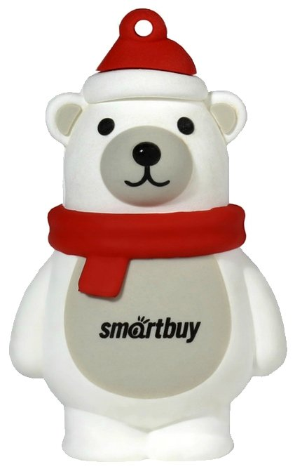 SmartBuy NY series Polar Bear 8GB