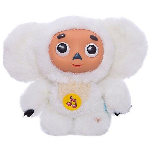 Мягкая игрушка Мульти-Пульти Чебурашка белый 17 см