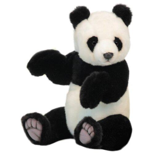 Купить Мягкая игрушка Hansa Панда 30 см, Мягкие игрушки