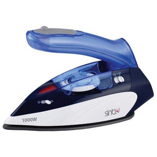 Утюг Sinbo SSI-6623 синий/белый