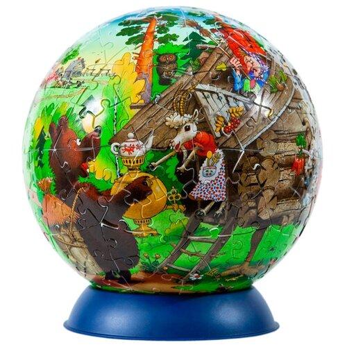 Пазл Step puzzle StepBall В гостях у сказки (98123), 240 дет. step puzzle пазл для малышей дикие животные 4 в 1