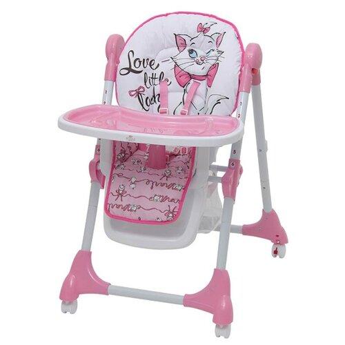 Стульчик для кормления Polini 470 Кошка Мари стульчик для кормления babys piggy розовый