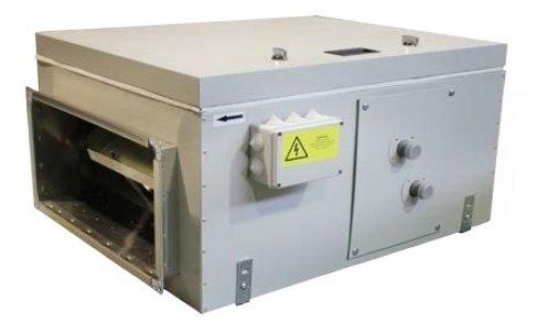 Вентиляционная установка Благовест ВПУ-2500 W-GTC